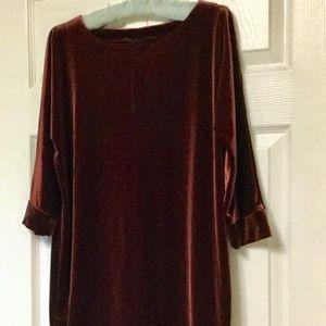 New York & Company Size S Short Dress